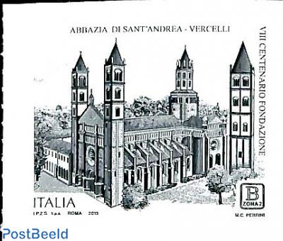 Basilic of St Andrea, Vercelli 1v s-a