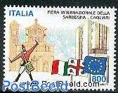 Cagliari fair 1v