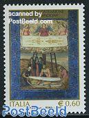Shroud of Turin exposition 1v