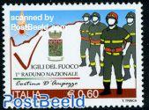 Fire brigade 1v