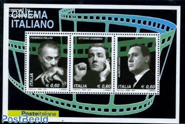 Italian cinema 3v m/s