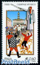 Folklore, Ivrea carnival 1v