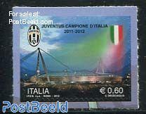 Juventus, Italian Champions 2011-12 1v s-a