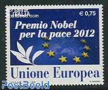 Nobel Peace Prize for European Union 1v