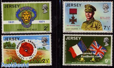 British legion 4v