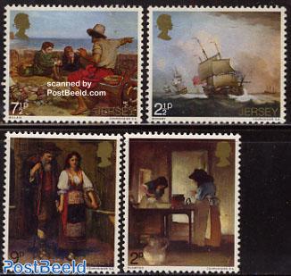 Paintings 4v