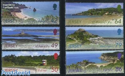 Landscapes 6v