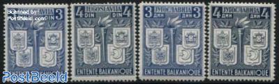 Balcan association 4v