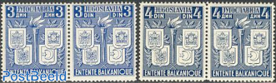 Balkan Entente 2x2v [:]