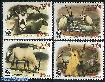 WWF, Oryx 4v