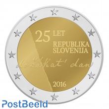 Slovenië 25 Jaar Onafhankelijkheid