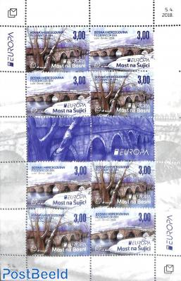 Europa, bridges m/s