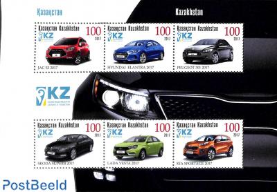 Automobiles 6v m/s
