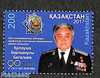 Kalusha Begaliyev 1v