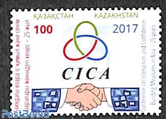 25 years CICA 1v