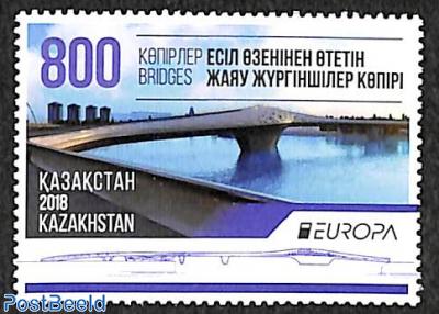 Europa, bridge 1v