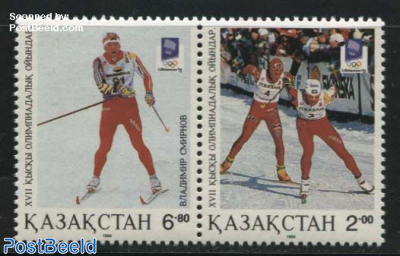 Olympic Winter Games 2v [:]