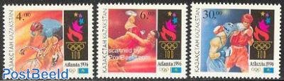 Modern olympics 3v