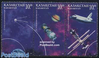 Cosmonautic day 3v [::]