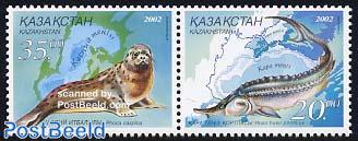 Black sea animals 2v [:]
