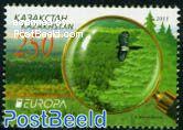 Europa, forests 1v
