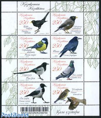 Birds 8v m/s