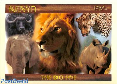 The big Five s/s