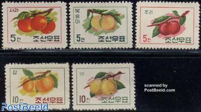 Fruits 5v