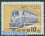 Railway electrification 1v