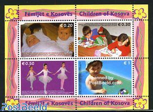 Children 4v m/s
