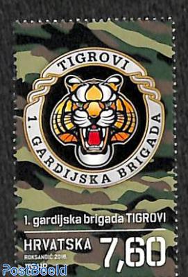 Tigers 1st garde Brigade 1v