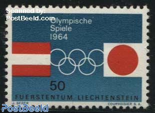 Olympic games Innsbruck & Tokyo 1v