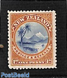 1p, Stamp out of set