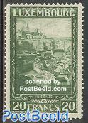 Definitive, Luxemburg 1v