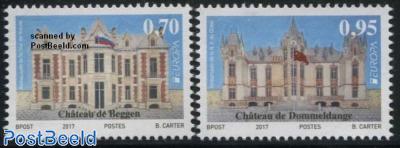 Europa, Castles 2v