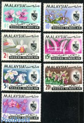 Negeri Sembilan, orchids 7v