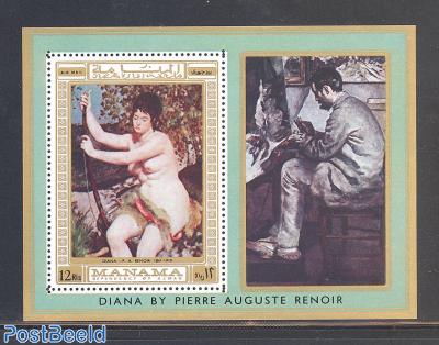 Renoir paintings s/s