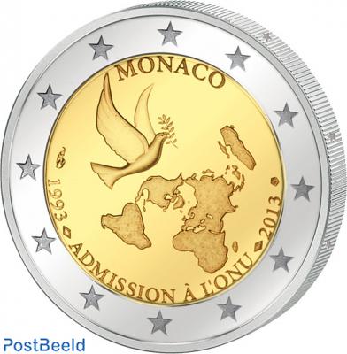 2 euro 2013 UN Membership