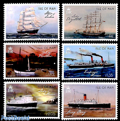 Maritime history 6v
