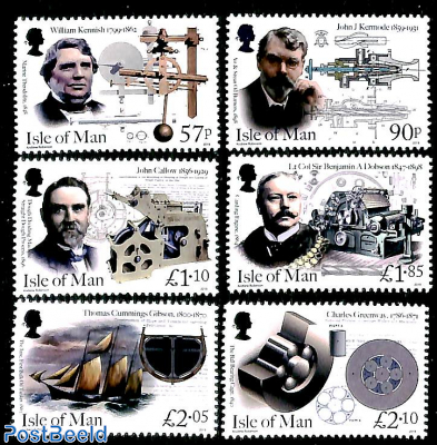 Great Victorian engineers 6v