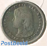 25 cents 1897