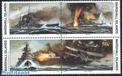 Sinking of the Bismarck 4v [+]