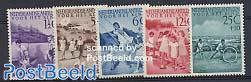 Yearset 1951 (5v)