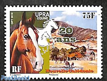 UPRA, horses 1v