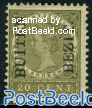 20c, BUITEN BEZIT, Stamp out of set