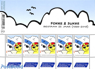 Fokke en Sukke internationaal m/s