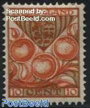 10+3c, Holland, Stamp out of set