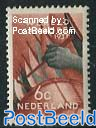 6c, Stamp out of set