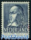 12.5+3.5c, Pieter Stuyvesant, Stamp out of set