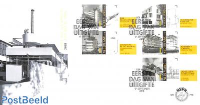 Architecture 5v, FDC